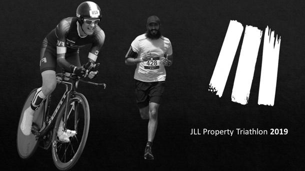 JLL Property Triathlon 2019: Team Base in the Top 10