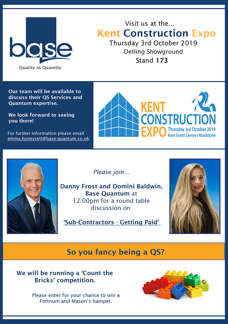 Kent Construction Expo Flyer