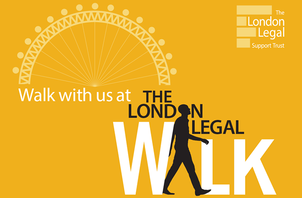 Base Joins 2019's London Legal Walk