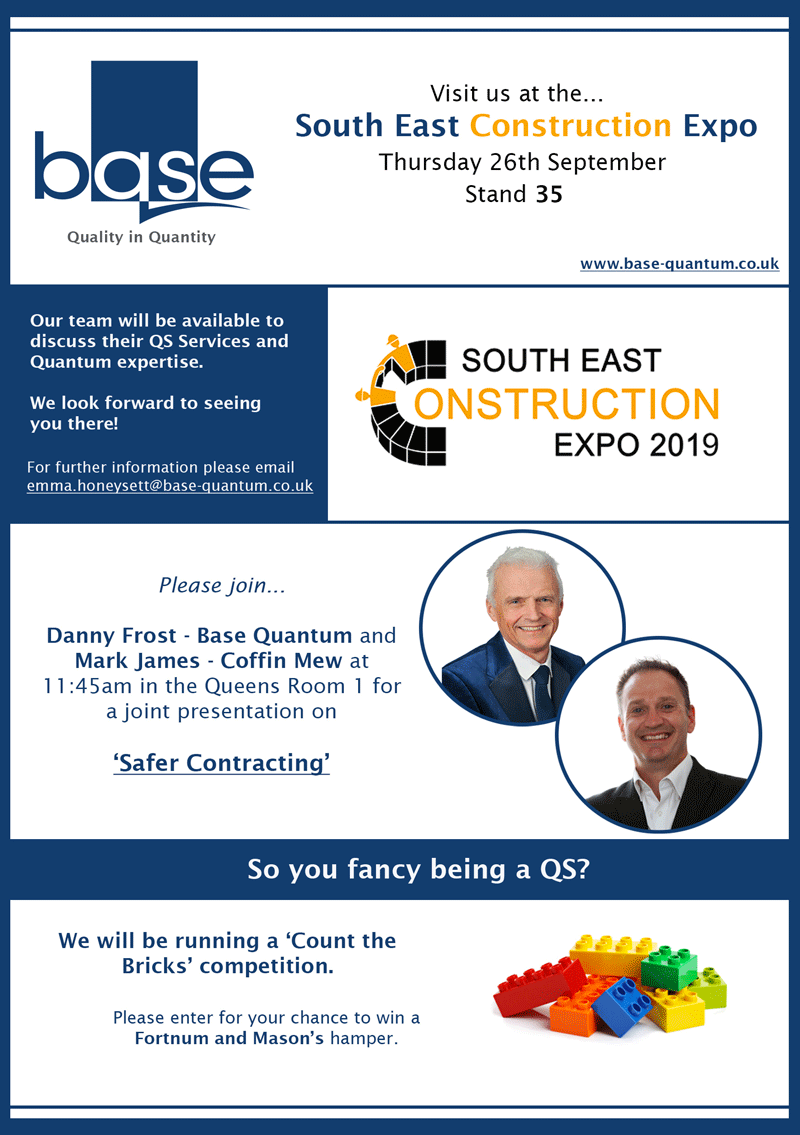 South East Construction Expo Flyer