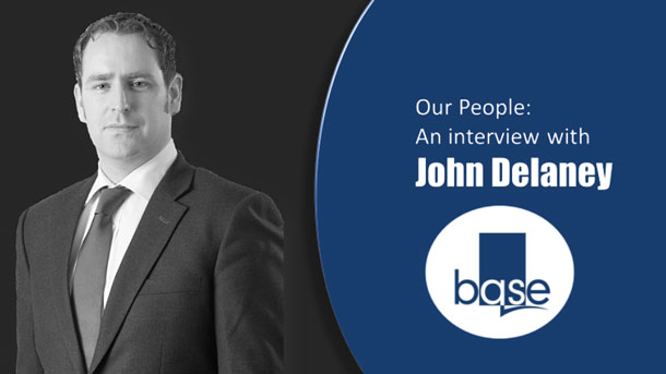Our People: An interview with John Delaney