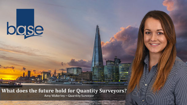 What does the future hold for Quantity Surveyors?