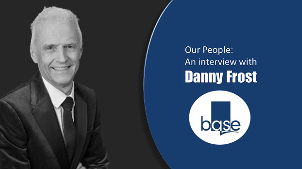 Our People: An interview with Danny Frost