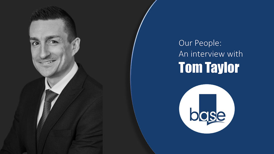 Our People: An interview with Tom Taylor