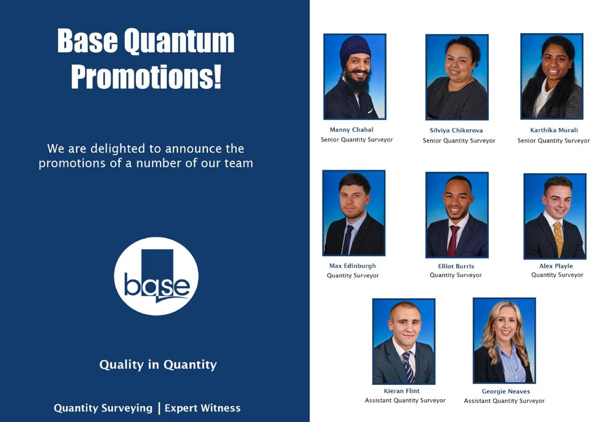 BQ Promotions team pics