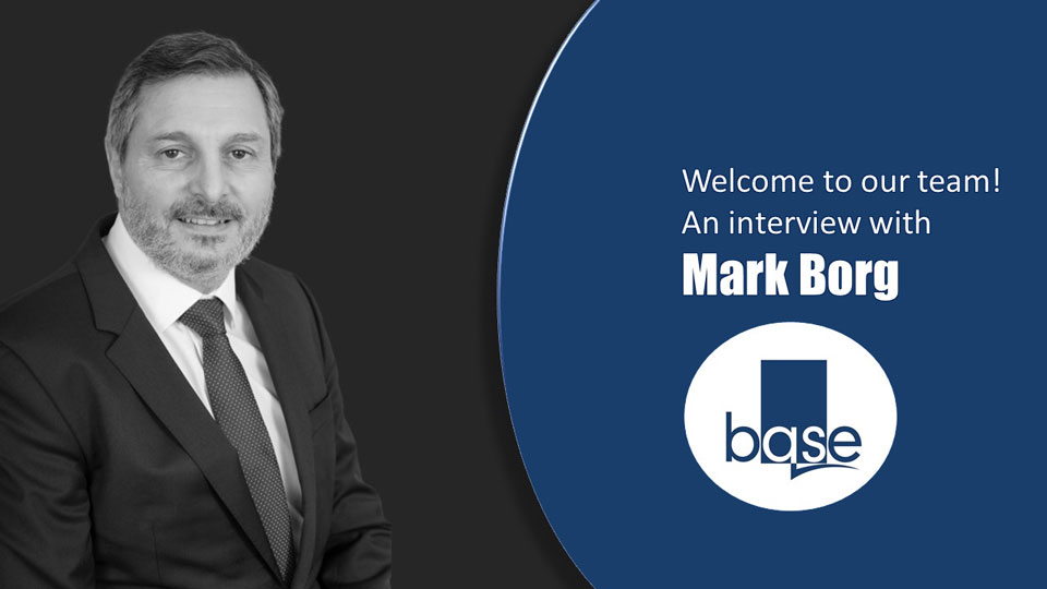 Welcome to our team! An Interview with Mark Borg
