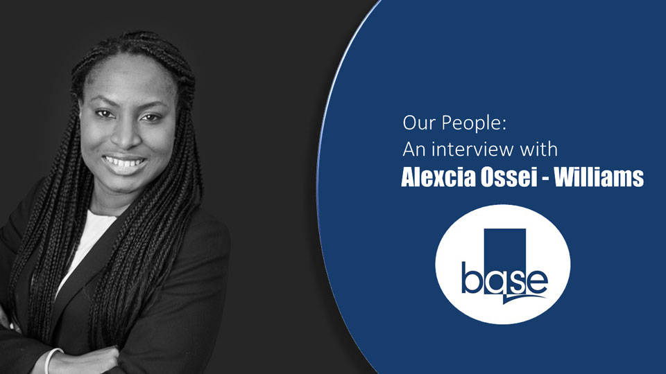 Our People: An interview with Alexcia Ossei – Williams