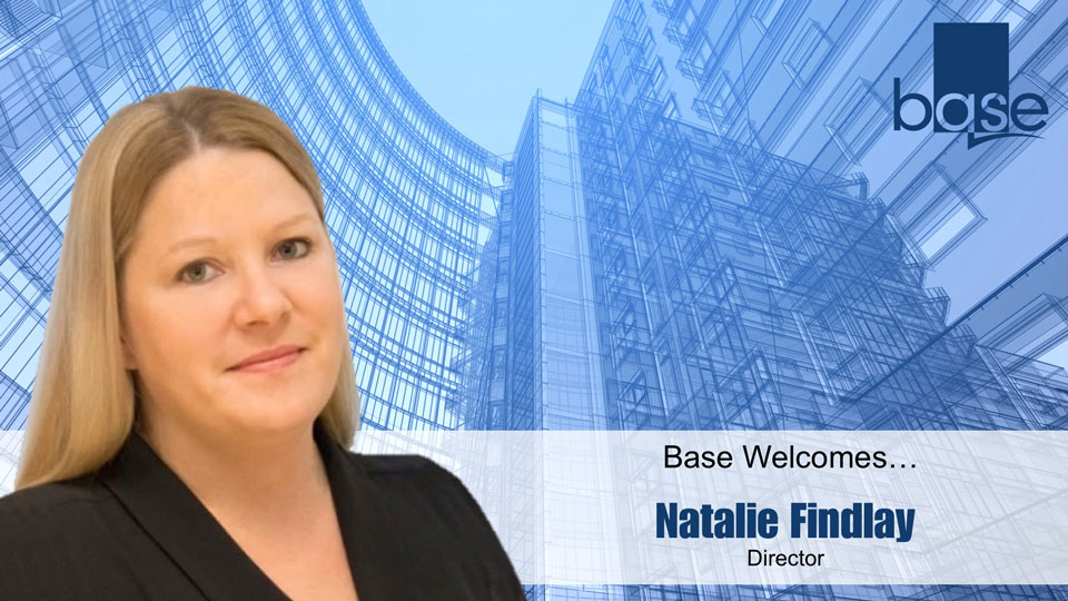 Base Welcomes Natalie Findlay