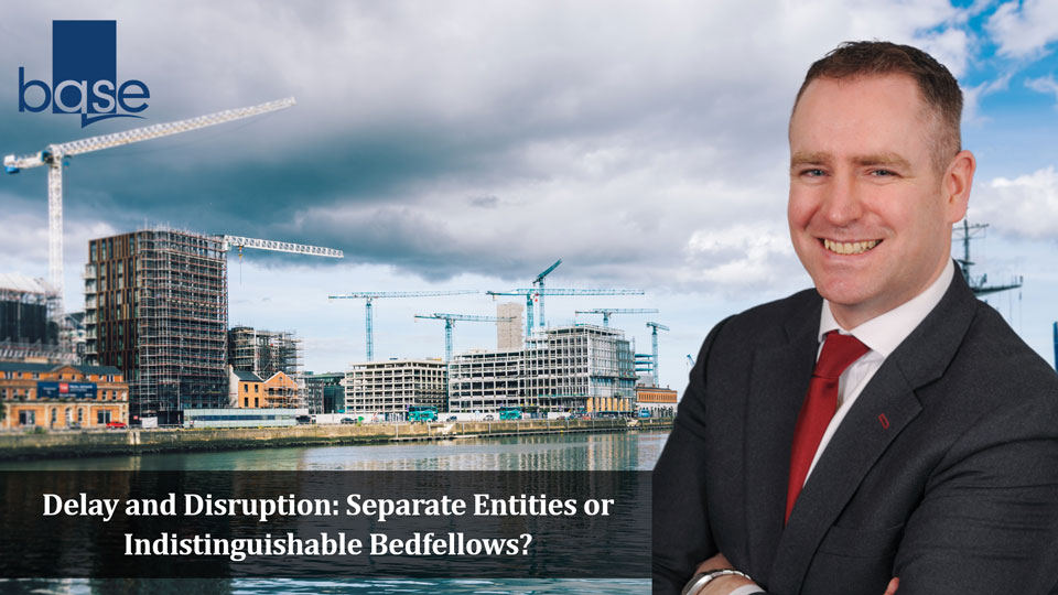 Delay and Disruption: Separate Entities or Indistinguishable Bedfellows?