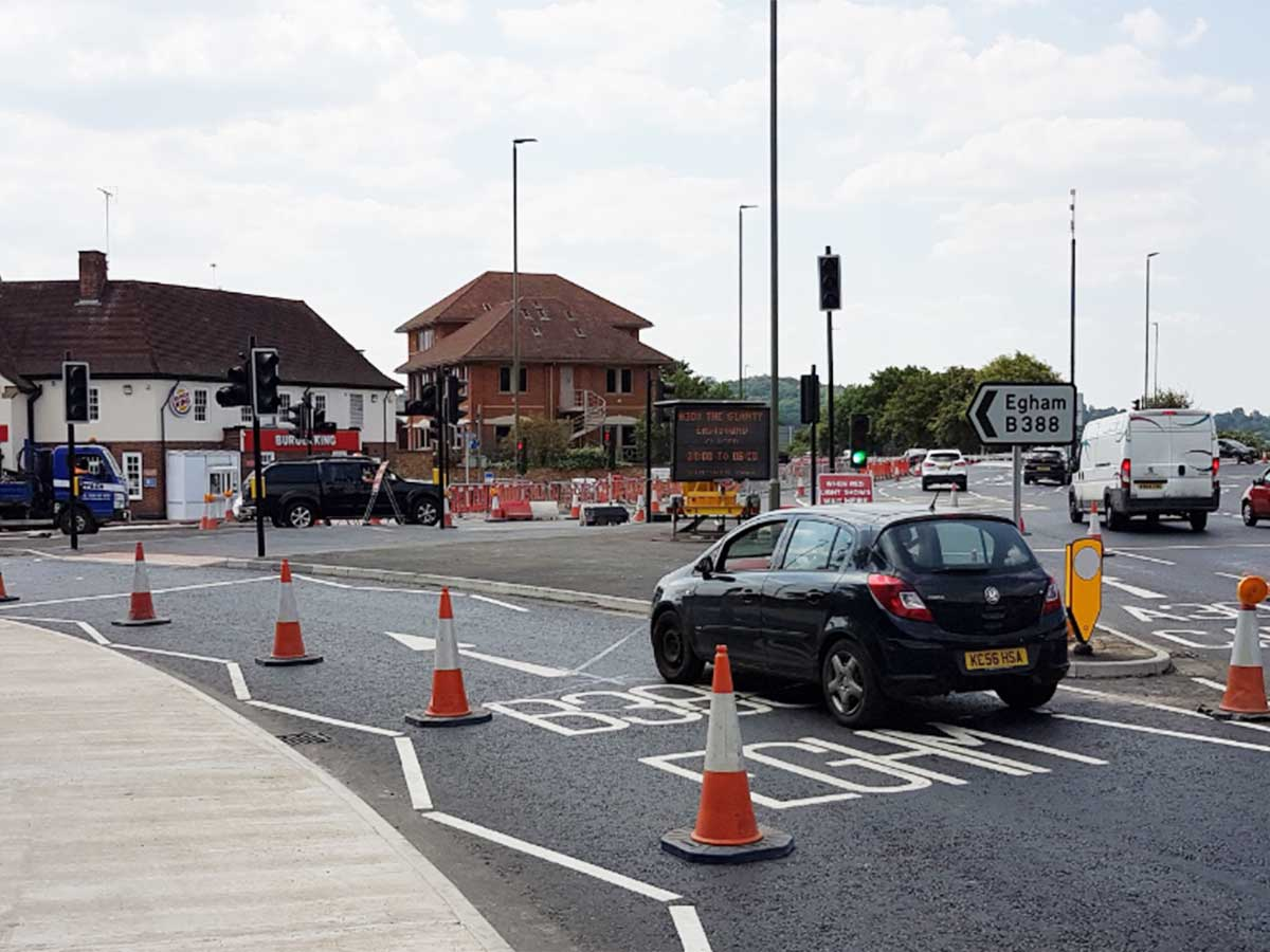 Runnymede Roundabout main