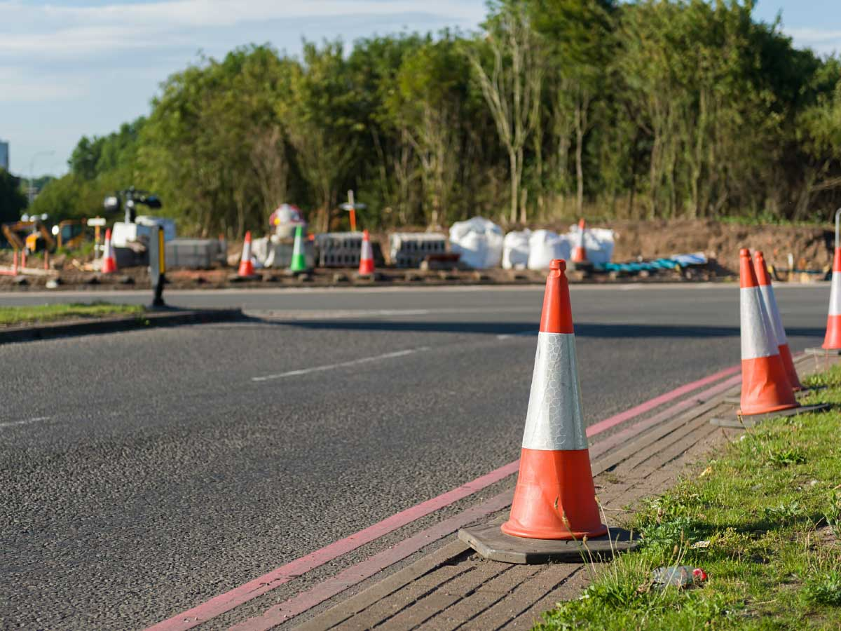Sovereign Harbour Access Road main