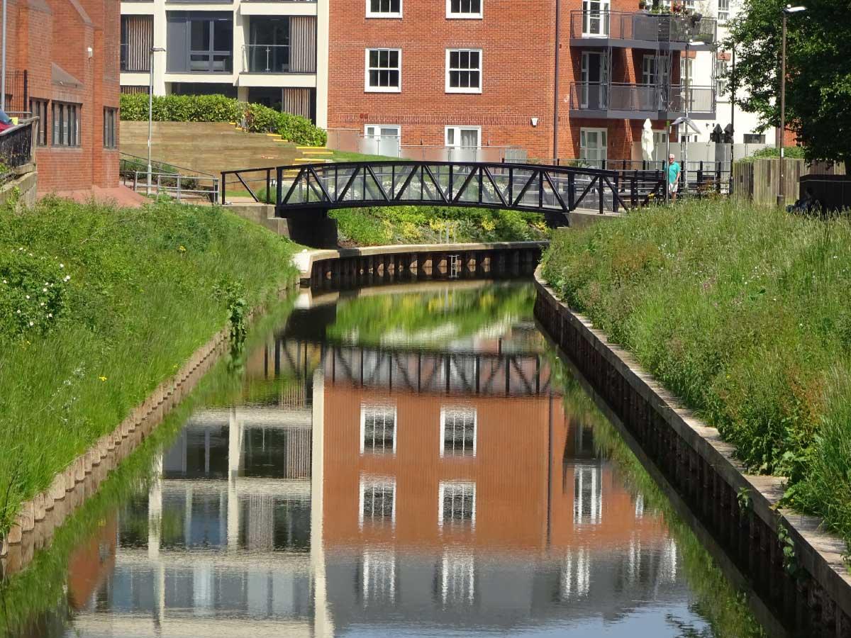Maidenhead Waterways Restoration