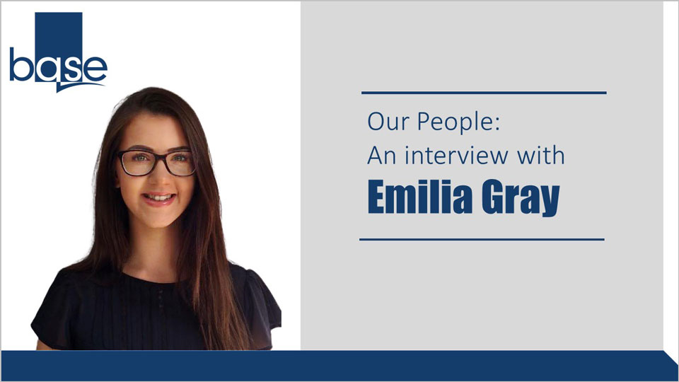 Our People: An interview with Emilia Gray