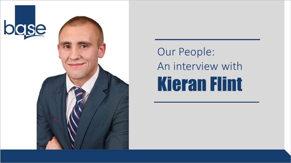 Our People: An interview with Kieran Flint