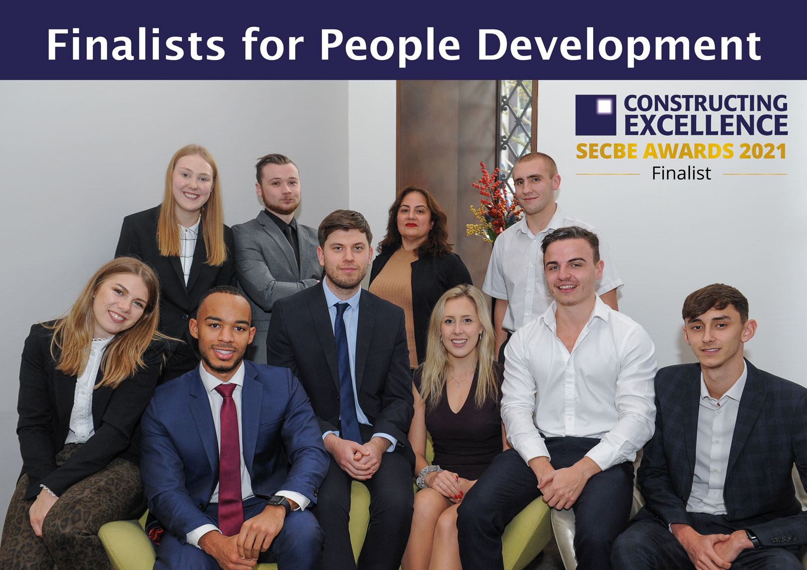 Base shortlisted for SECBE CE People Development Award