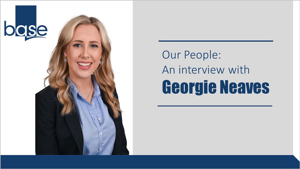 Our People: An interview with Georgie Neaves