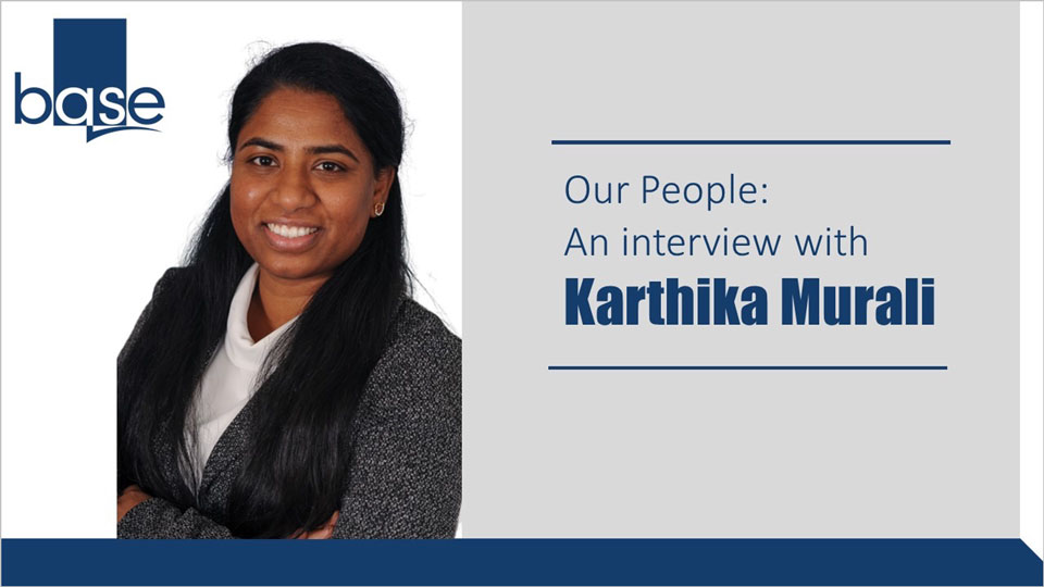 Our People: An interview with Karthika Murali