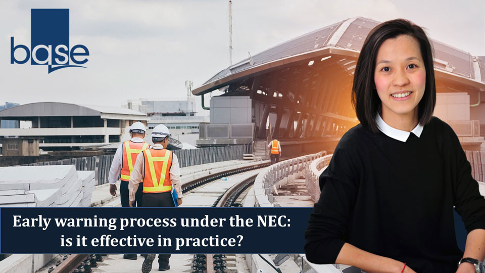 Early warning process under the NEC: is it effective in practice?