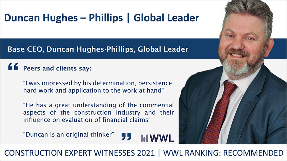 Who's Who Legal – 2021 Rankings