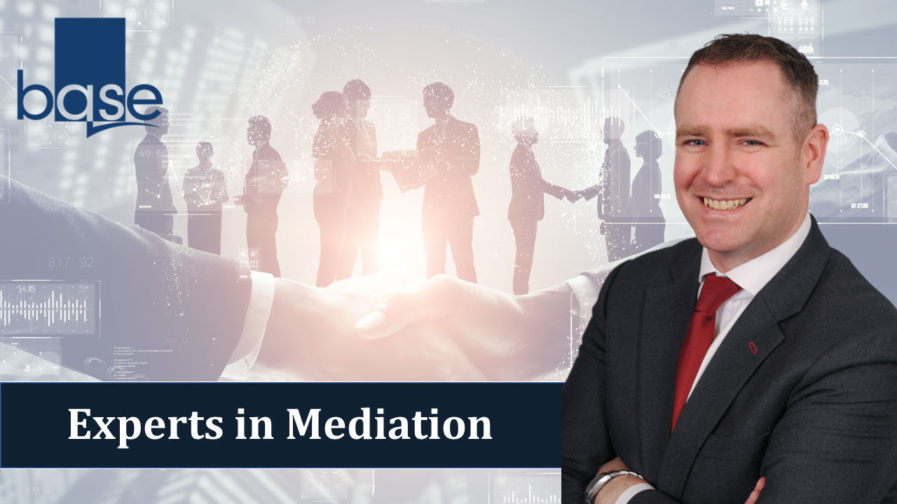 Experts in Mediation, John Delaney – Ireland Director