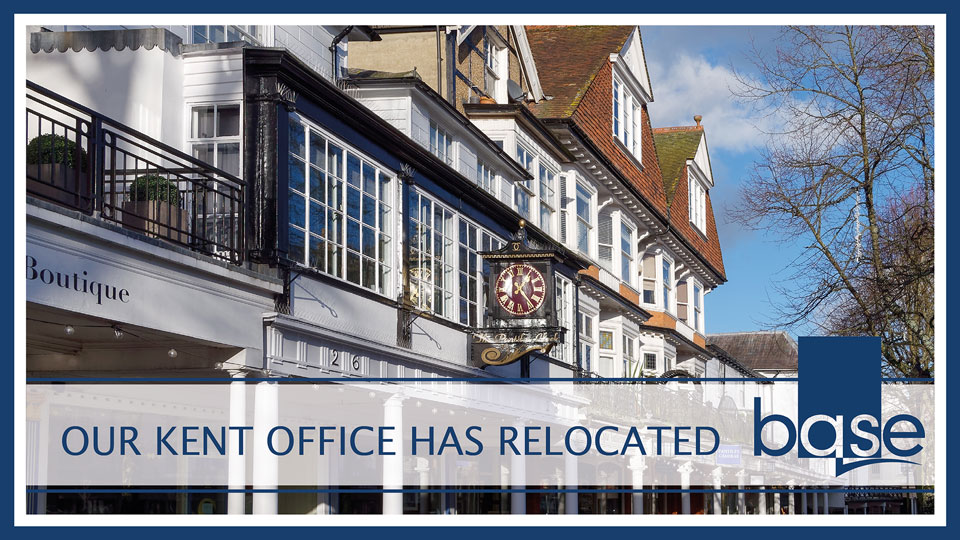Our Kent Office Has Relocated