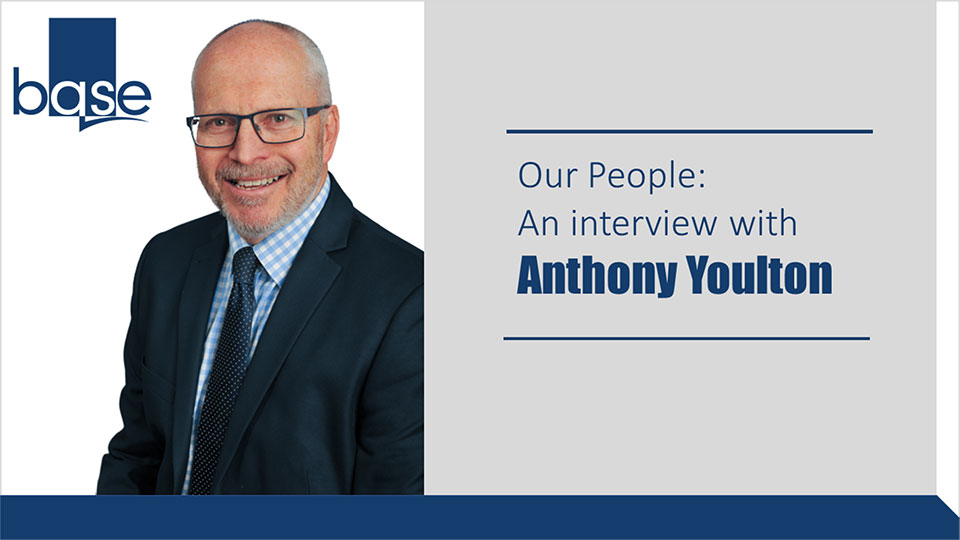 Our People: An interview with Anthony Youlton