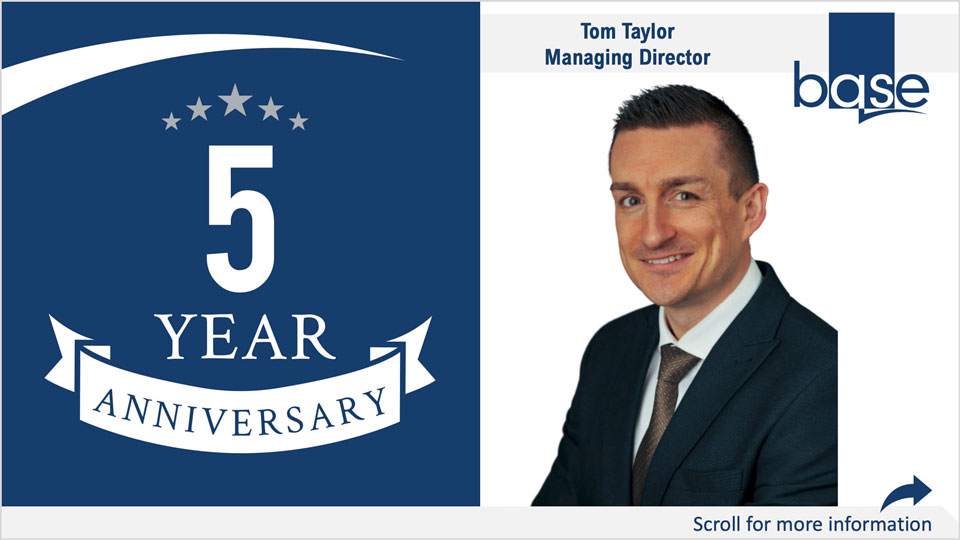 ⭐Happy 5th work anniversary to Tom Taylor!⭐