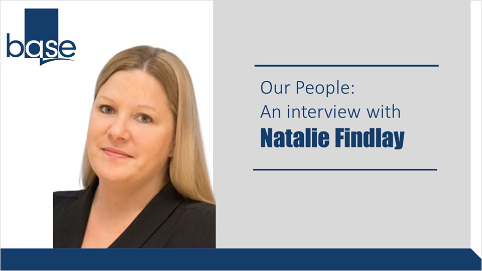 Our People: An interview with Natalie Findlay