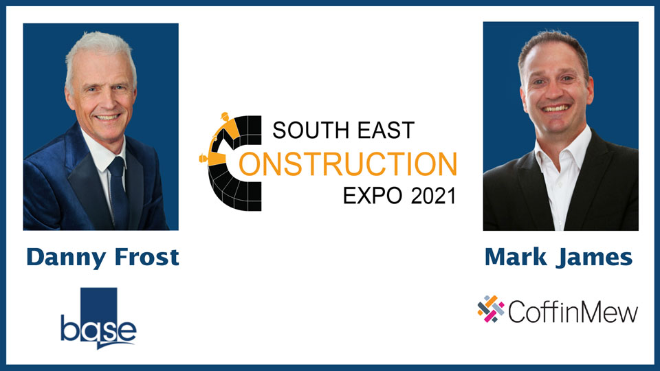 Visit us at the South East Construction Expo – 21st October